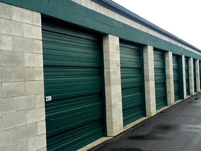 Valley Self Storage Units